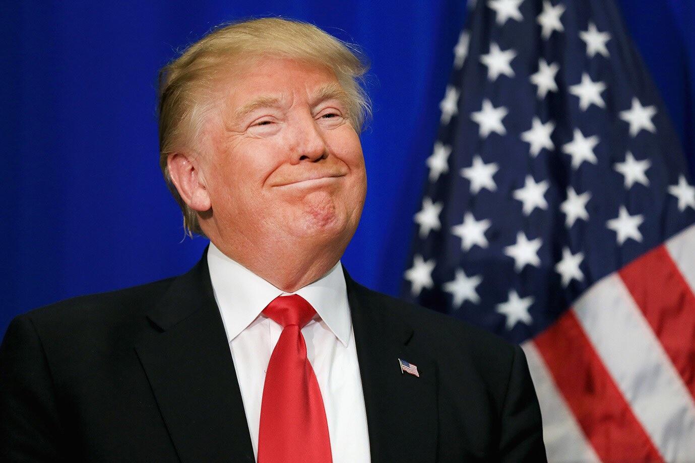 Donald Trump US