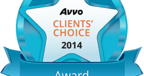Avvo- Clients Choice