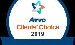 Avvo Clients Choice 2018
